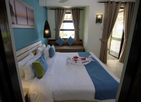 Hotelzimmer mit Mountainbike im Anelia Resort & Spa