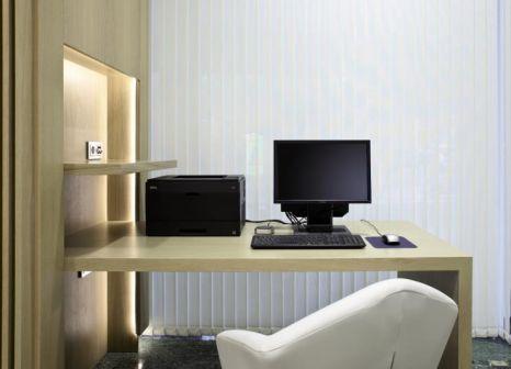 Hotelzimmer mit Fitness im NH Madrid Ventas
