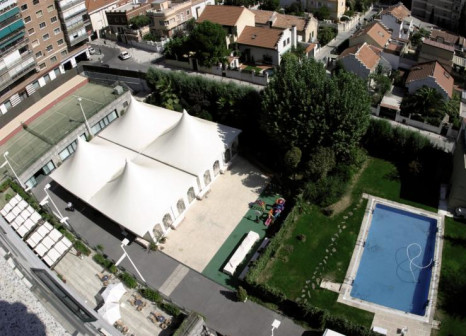 Hotel NH Madrid Ventas in Madrid und Umgebung - Bild von 5vorFlug