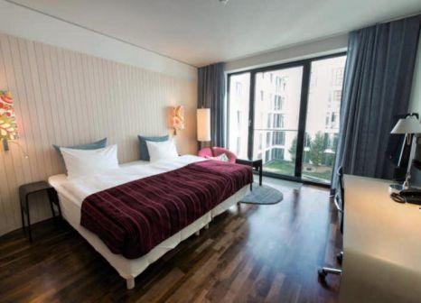 Hotelzimmer mit Spielplatz im Scandic Berlin Potsdamer Platz
