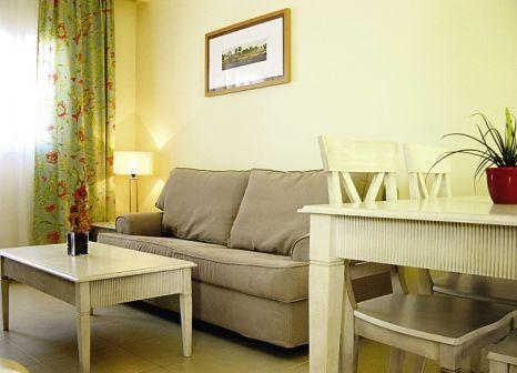 Hotelzimmer mit Mountainbike im Aparthotel ILUNION Tartessus Sancti Petri