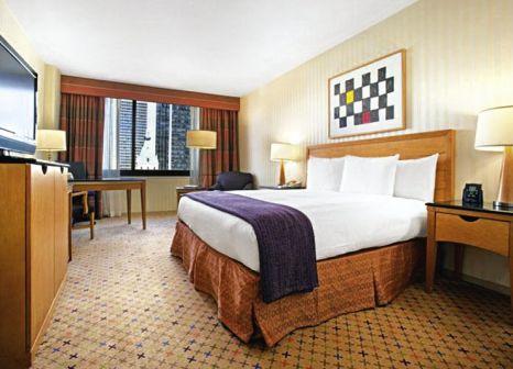 Hotelzimmer mit Aerobic im Hilton Times Square