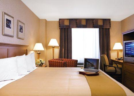Hotelzimmer mit Fitness im Holiday Inn Express New York-Brooklyn
