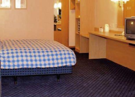 Hotelzimmer mit Aufzug im Travelodge London Farringdon