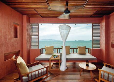 Hotelzimmer mit Golf im Hansar Samui Resort & Spa