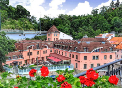 Hotel Hoffmeister in Prag und Umgebung - Bild von 5vorFlug
