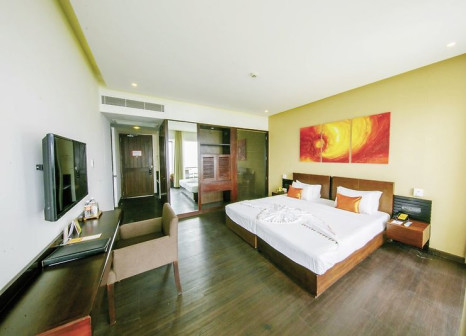 Hotelzimmer mit Volleyball im Citrus Waskaduwa