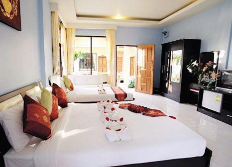 Hotelzimmer mit Mountainbike im Amantra Resort & Spa