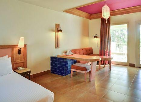 Hotelzimmer mit Mountainbike im Novotel Sharm el Sheikh