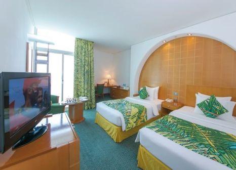 Hotelzimmer mit Golf im Mercure Grand Jebel Hafeet Al Ain Hotel