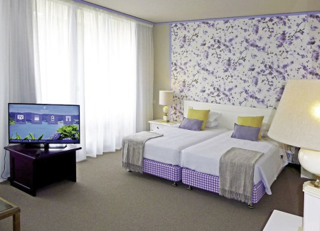 Hotelzimmer mit Golf im Pestana Bahia Praia