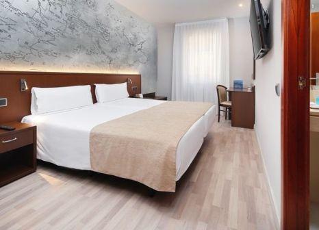 Hotelzimmer mit Klimaanlage im hcc taber