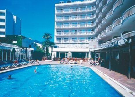 Hotel Helios Lloret de Mar günstig bei weg.de buchen - Bild von 5vorFlug