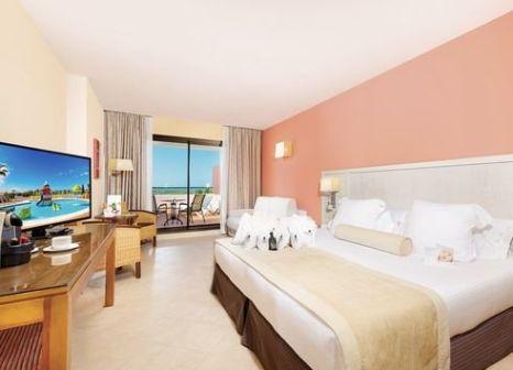 Hotelzimmer mit Volleyball im Hotel Fuerte El Rompido
