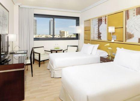 Hotelzimmer mit Kinderbetreuung im H10 Marina Barcelona