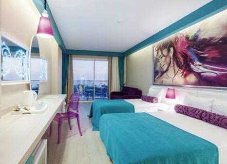 Hotelzimmer mit Volleyball im Sultan Of Dreams