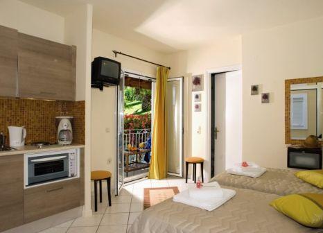 Hotelzimmer mit Surfen im Chrismos Luxury Suites & Studios