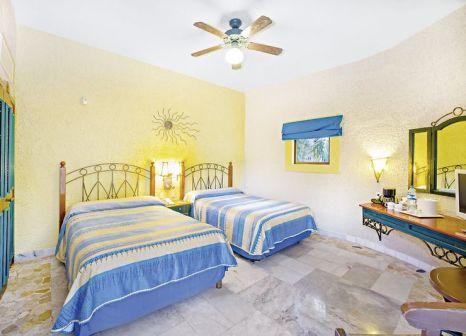 Hotelzimmer mit Volleyball im Iberostar Cozumel