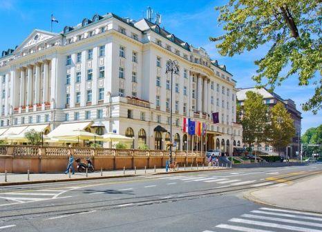 Esplanade Zagreb Hotel günstig bei weg.de buchen - Bild von 5vorFlug