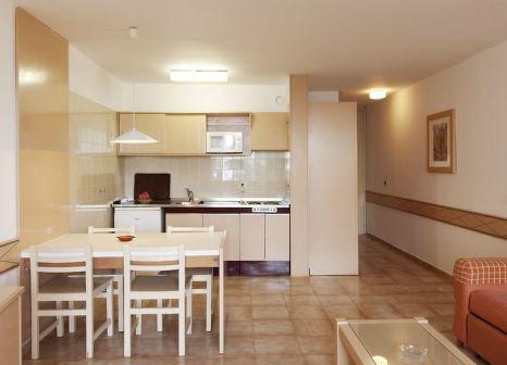 Hotelzimmer mit Tischtennis im Alborada Ocean Club