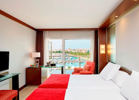 Hotelzimmer mit Fitness im Meliá Alicante