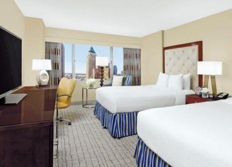Hotelzimmer mit Animationsprogramm im Crowne Plaza Times Square Manhattan
