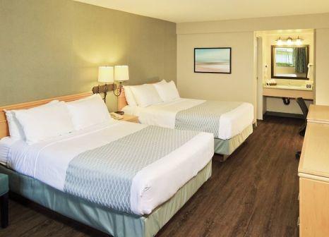 Hotelzimmer mit Hochstuhl im Accent Inn Victoria