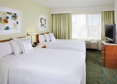 Hotelzimmer mit Animationsprogramm im SpringHill Suites Orlando Lake Buena Vista in Marriott Village