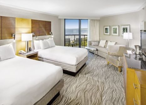 Hotelzimmer mit Golf im Hilton Marco Island Beach Resort And Spa