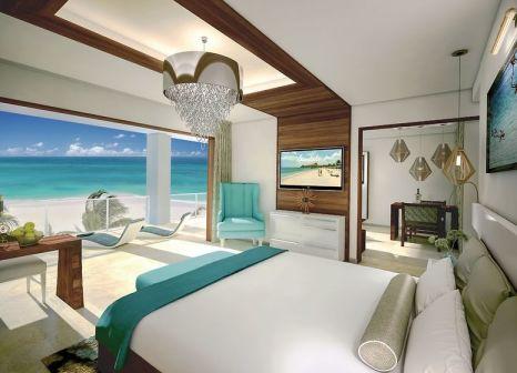 Hotelzimmer mit Tischtennis im Sandals Royal Barbados