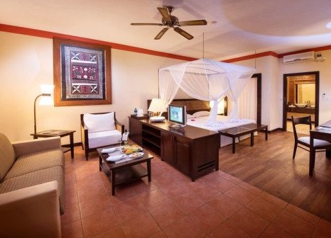 Hotelzimmer mit Fitness im Diamonds Dream of Africa