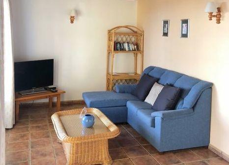 Hotelzimmer mit Restaurant im Villa Los Lomos & Casa Elisa