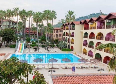 Green Paradise Beach Hotel in Türkische Riviera - Bild von 5vorFlug