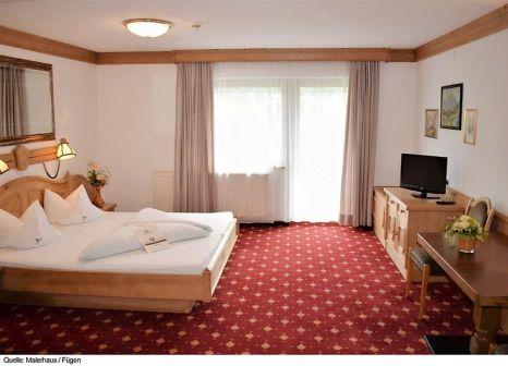Hotelzimmer mit Tennis im Malerhaus