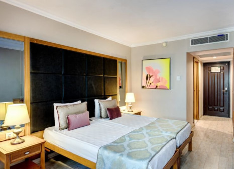 Hotelzimmer mit Volleyball im Aquaworld Belek