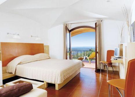 Hotelzimmer mit Golf im Hotel Le Ginestre
