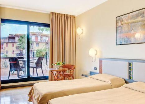 Hotelzimmer mit Volleyball im Caesar Palace Hotel