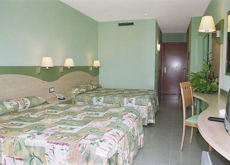 Hotelzimmer mit Tischtennis im Alegria Caprici Verd