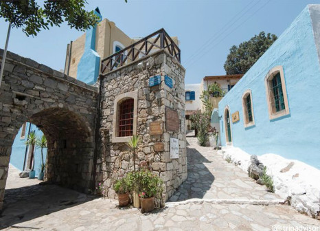 Hotel Arolithos Traditional Cretan Village günstig bei weg.de buchen - Bild von 5vorFlug