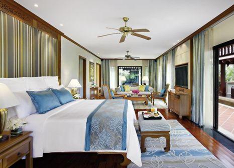 Hotelzimmer mit Volleyball im JW Marriott Phuket Resort & Spa