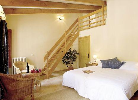 Hotelzimmer mit Paddeln im Dalt Muntanya