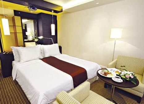Hotelzimmer mit Aerobic im Eastin Hotel Makkasan Bangkok