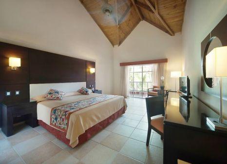 Hotelzimmer mit Mountainbike im Caribe Club Princess Beach Spa