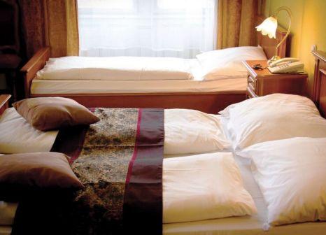 Hotelzimmer mit Restaurant im City Hotel Unio