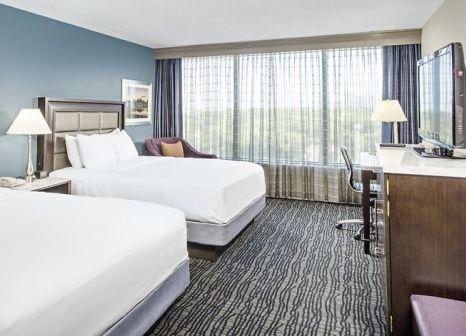 Hotelzimmer mit Golf im Hilton Cocoa Beach Oceanfront