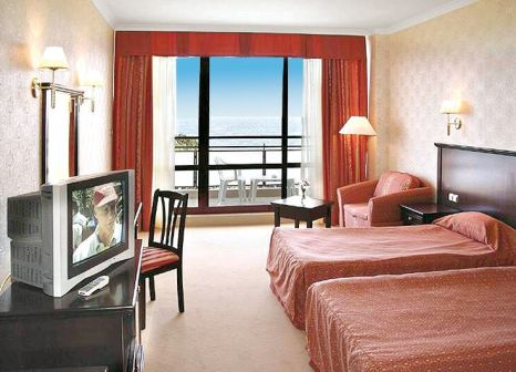 Hotelzimmer mit Tischtennis im Gladiola Star