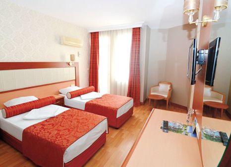 Hotelzimmer mit Tischtennis im Kleopatra Dreams Beach Hotel