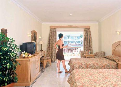 Hotelzimmer mit Volleyball im Viva Sharm