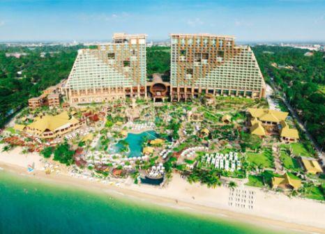 Hotel Centara Grand Mirage Beach Resort Pattaya in Pattaya und Umgebung - Bild von 5vorFlug