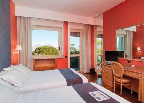 Hotelzimmer mit Mountainbike im Culture Villa Capodimonte